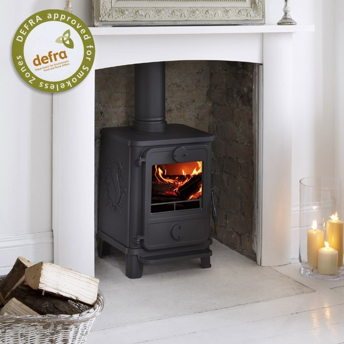 [Image]Morso Squirrel 1412 Multi Fuel Stove 5kW