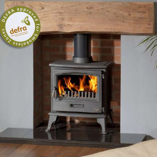 [Image]Tiger Cleanburn Stove 5kW