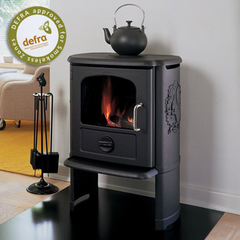 [Image]Morso Badger 3142 Cleanheat Multi Fuel Convector Stove 6kW