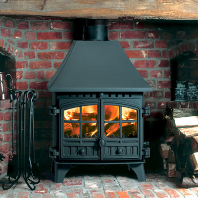 [Image]Hunter Herald 8 Woodburning Stove 8kW